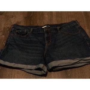 Women's Old Navy Jean Shorts